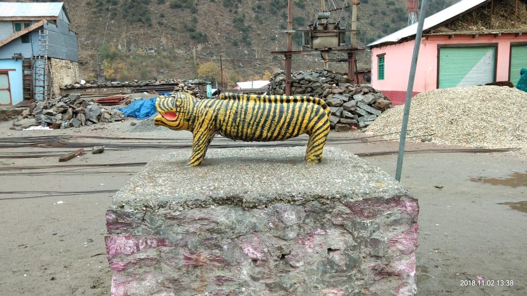 Stone Sculpture Gulabgarh