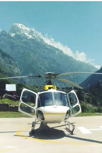 Helicopter Services in Paddar