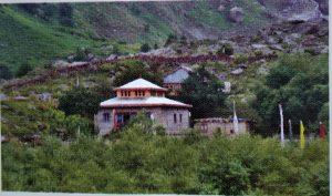 Gompas in Paddar, Monastery in Paddar