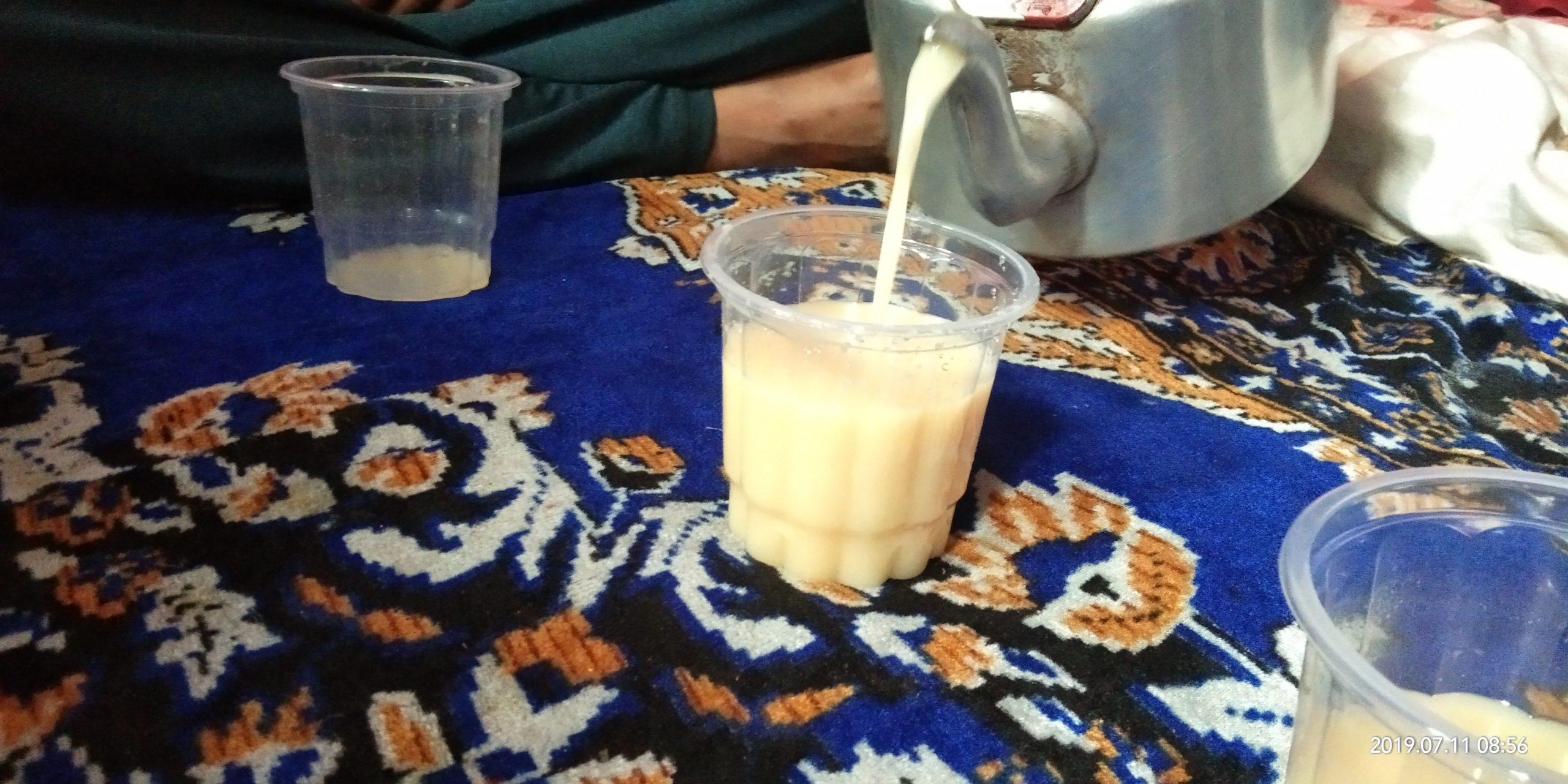 Paddri Vodka, Chang